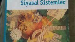 Karşılaştırmalı Siyasal Sistemler Ders Kitabı