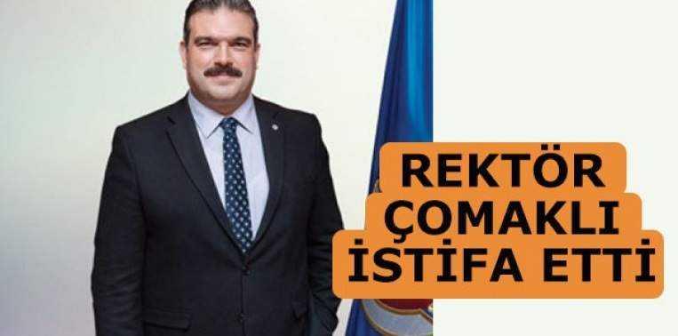 Anadolu Üniversitesi Rektörü İstifa Etti
