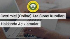 İstanbul Üniversitesi Online Sınavlar İçin Detaylar Açıklandı