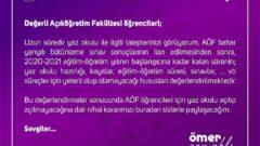 Atatürk Üniversitesi Açıköğretim Yaz Okulu Açılacak mı?