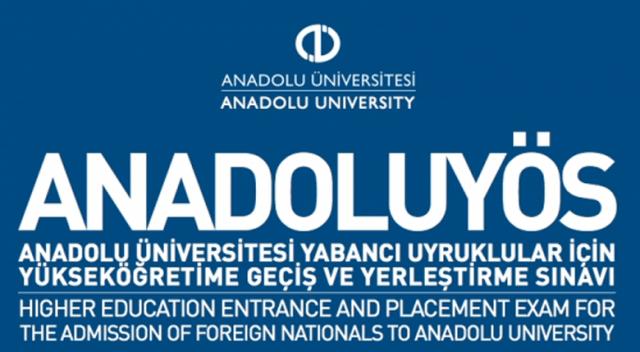 ANADOLUYÖS 2020-2021 Güz Dönemi Türkçe Muafiyet Sınavı