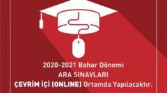 Anadolu Aof Bahar Dönemi Arasınavları Online Yapılacak