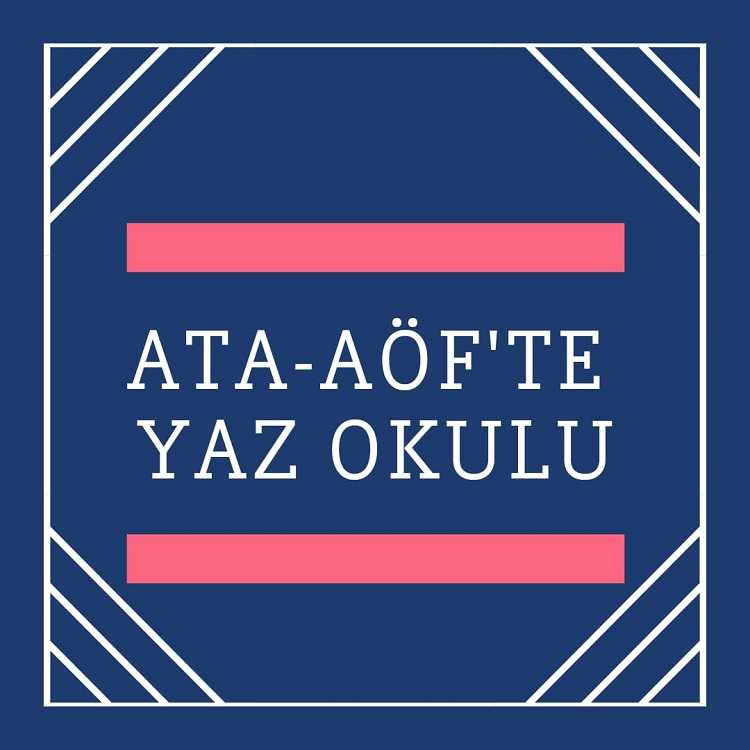 Atatürk Üniversitesi Yaz Okulu