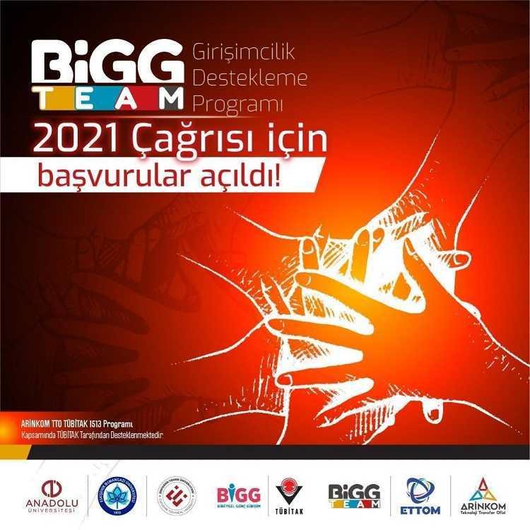 Bigg Team Girişimcilik Başvuruları