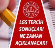 2021 LGS Yerleştirme Sonuçları Açıklandı