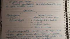 Bilim Felsefesi – Ünite 2 Ders Notları