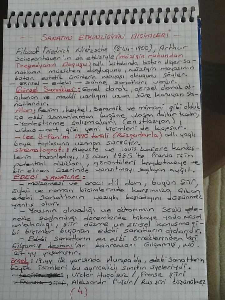 Kültür Sosyolojisi -Ünite 9 Ders Notları